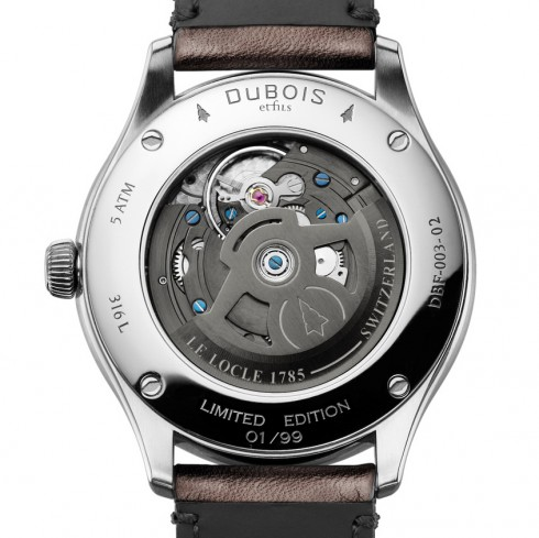 DuBois et Fils DBF003-02 - watch replica review by ESCAPEMENT