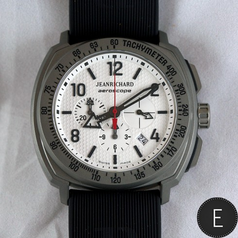 JEANRICHARD Aeroscope White Dial - in-depth watch replica review by ESCAPEMENT