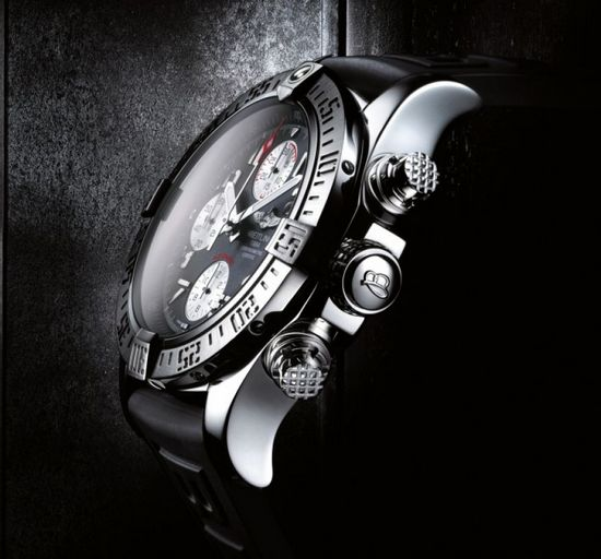Breitling Avenger II Chronograph Watch