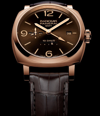 Introduce Panerai Radiomir 1940 10 Days GMT Automatic Replica