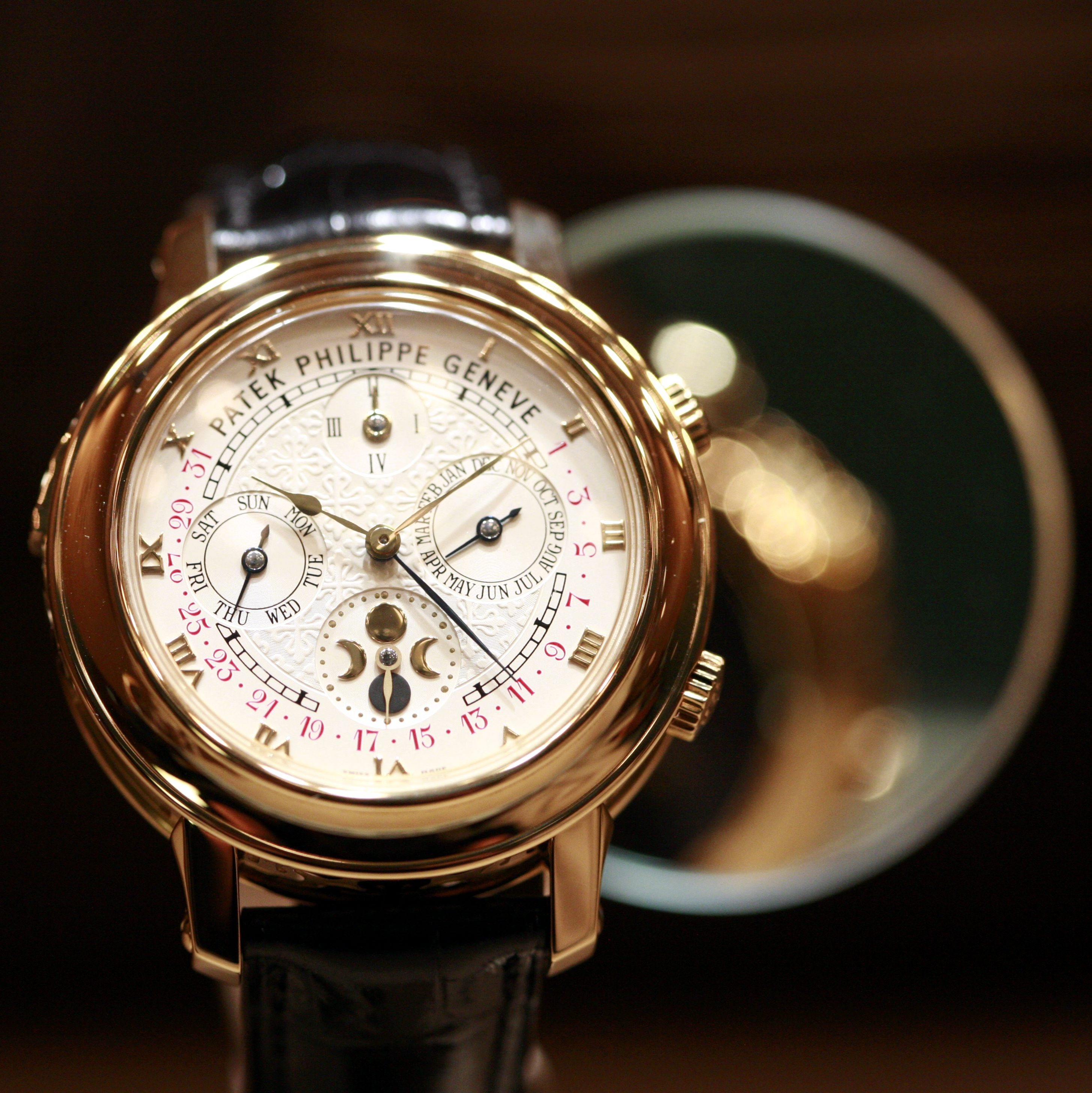 6b982637df4 Reviewing The Most Popular Patek Philippe World Time Chronograph Replica  Watch Ref. 5930G - High Quality Replica Watches For Men