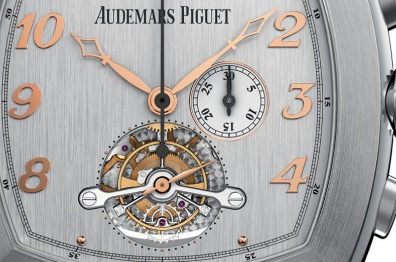 Audemars Piguet Tradition Minute Repeater Tourbillon Replica Watch Ref.26564IC.OO.D002CR.01