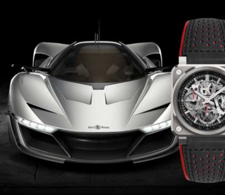 The Cool Bell & Ross BR 03-94 AeroGT Chronograph Limited Edition Watch for Men