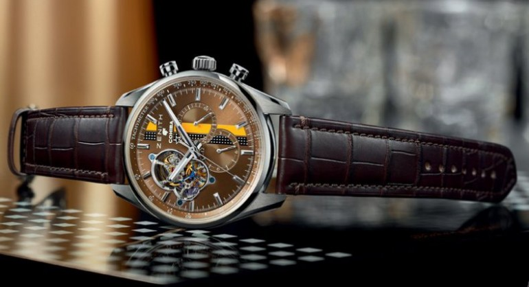 The Distinctive Replica Zenith El Primero Chronomaster 1969 Cohiba Chronograph Brown Dial Limited Edition