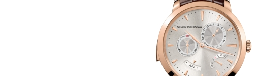 The Swiss Men Replica Girard-Perregaux 1966 Minute Repeater Rose Gold Watch
