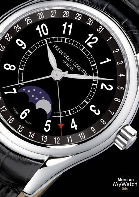 Frederique Constant Index Moontimer