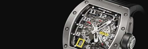 Richard Mille RM 030 Automatic Declutchable Rotor watch