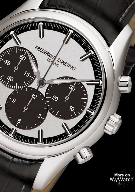 Frederique Constant Vintage Racing Chronograph Watch Replica