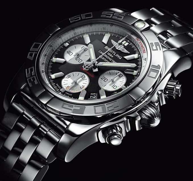 Best Duplica Breitling Chronomat Evolution High Quality Watches For Mens