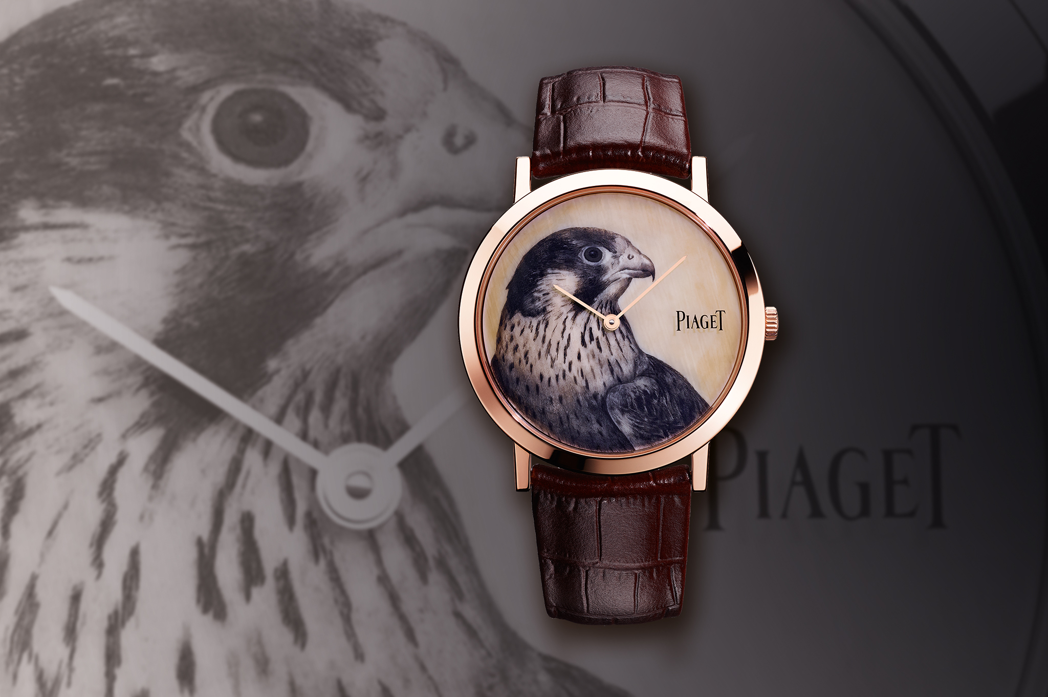 Piaget animal replica