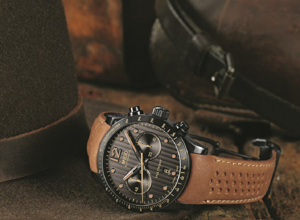 Replica Multifort Chronograph Adventure