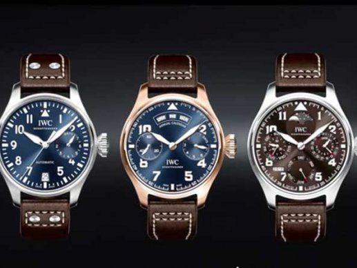 IWC Pilot's Le Petit Prince Replica Watch and IWC Pilot's Antoine de Saint Exupéry Fake Watch
