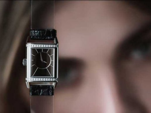 SIHH 2016 Ladies' Jaeger-LeCoultre Reverso by Christian Louboutin Replica Watch