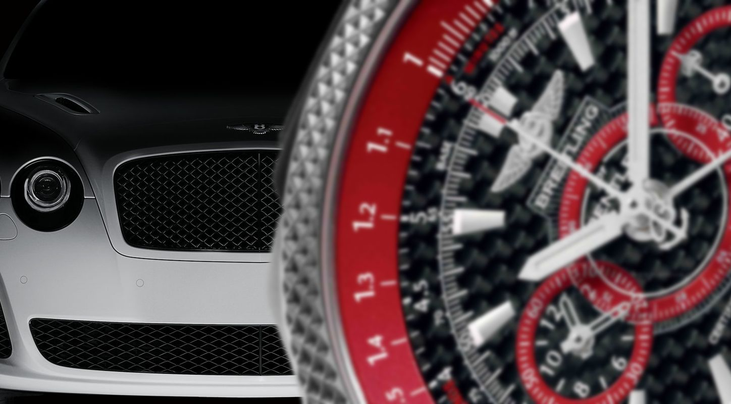 Breitling for Bentley Supersports ISR watch