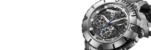 Harry Winston Ocean Sport Chronograph watch