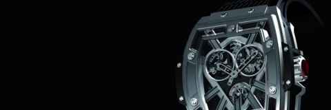 Hublot MP-01 Masterpiece Flyback Chronograph