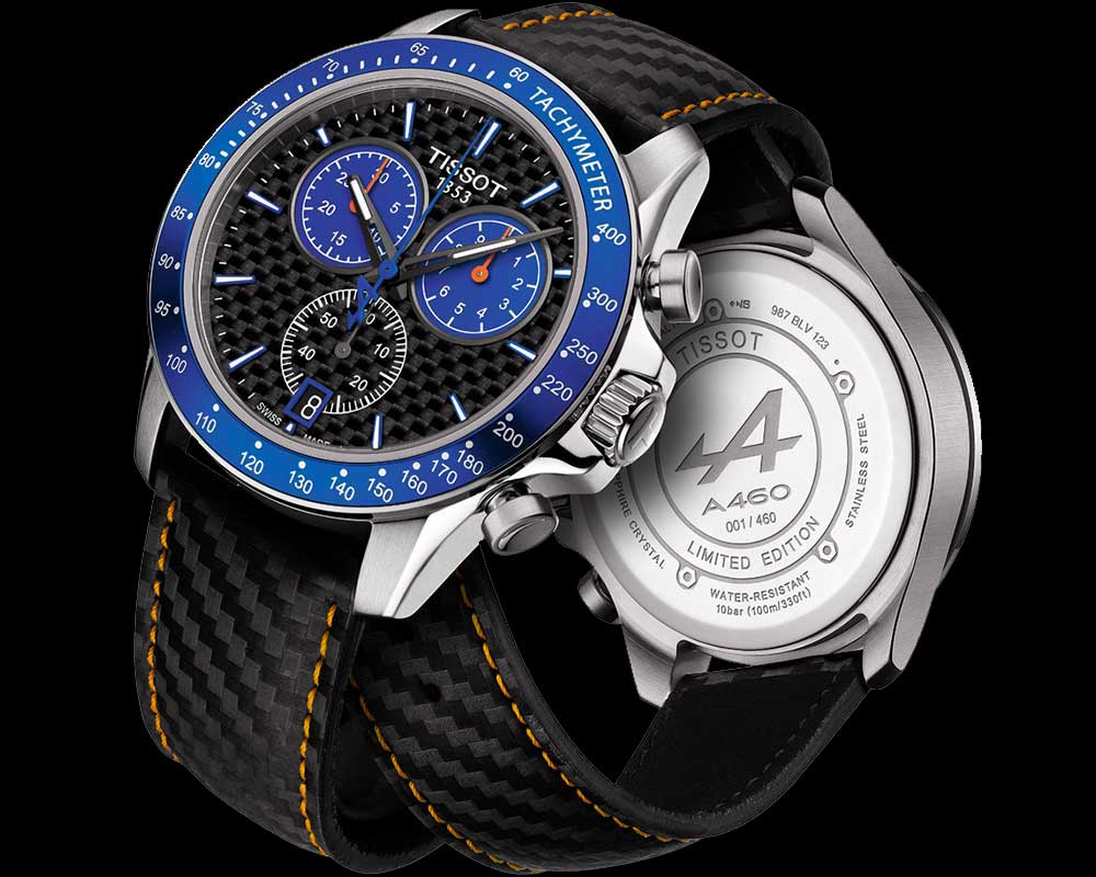 Tissot V8 Alpine A460 replica watch