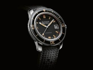 Blancpain Fifty Fathoms Barakuda Replica Watch