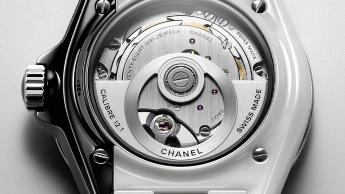Chanel Debuts The World's First Fully Two-Tone Ceramic Watch With The J12 Paradoxe Replica Watches